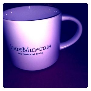 bareMinerals coffee cup.